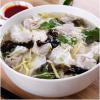 比饺美馄饨面-虾皮香菜馄饨
