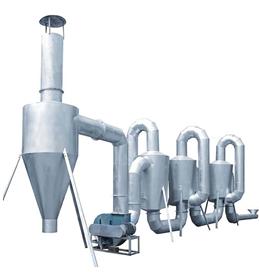 首特金旺颗粒机产品-悬浮双层干燥机