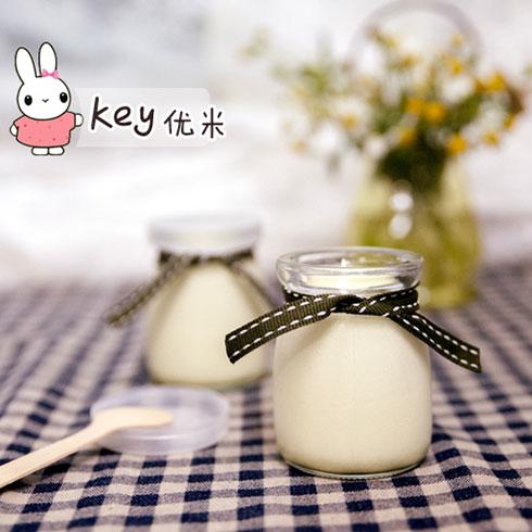 key优米儿童餐厅-原味奶冻