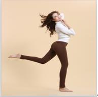 纽曼之城女装-美腿功能打底裤