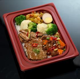 台资味外卖快餐-剁椒牛
