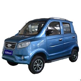 钰路新能源电动汽车-吉祥马(蓝色)电动车