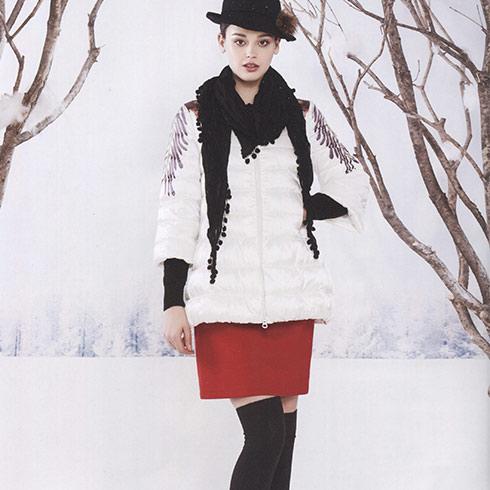 阿莱贝琳时尚冬装