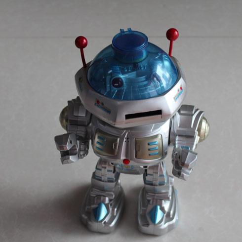 嘉世达机器人-玩具