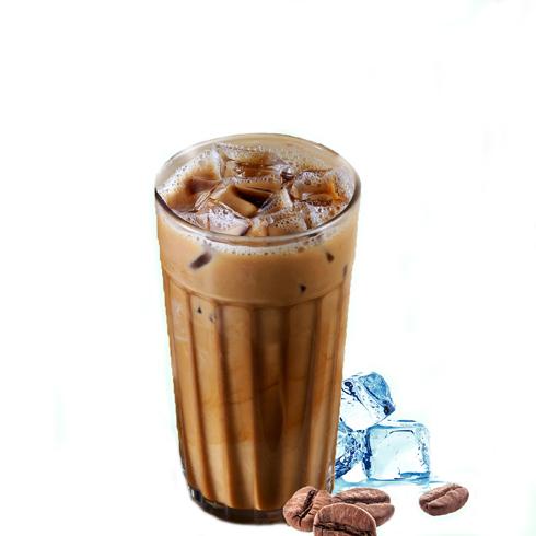 恋上茶饮品-冰滴咖啡