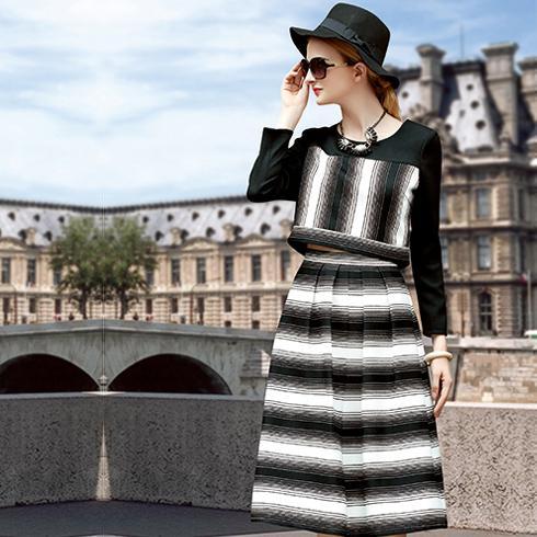 YOSUM女装-时尚套装裙