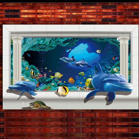 高创影像-3d海底世界