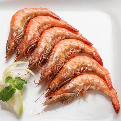 街头霸王速食车-烤虾