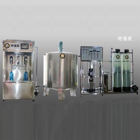特福莱汽车生产设备-玻璃水生产设备