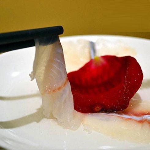 养生鱼火锅