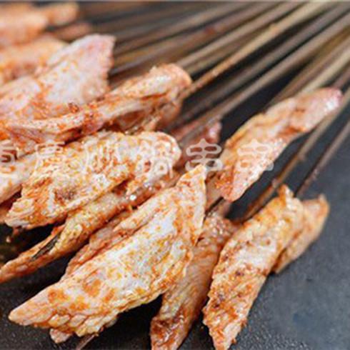 巴山味庄砂锅串串-鸡翅尖