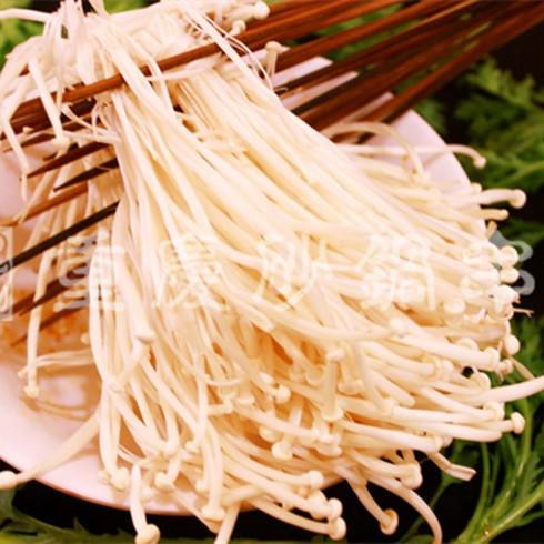巴山味庄砂锅串串-金针菇