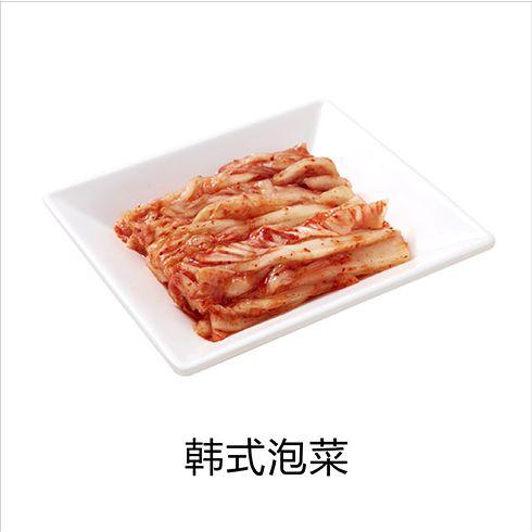 客来滋韩式泡菜