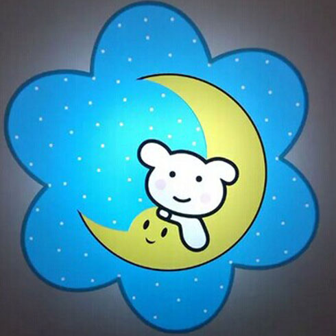 迪普达灯饰-温馨儿童灯