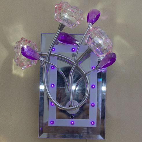 迪普达灯饰-花型图案卫生间灯