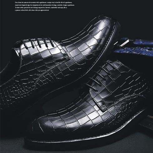 ABA商务皮鞋