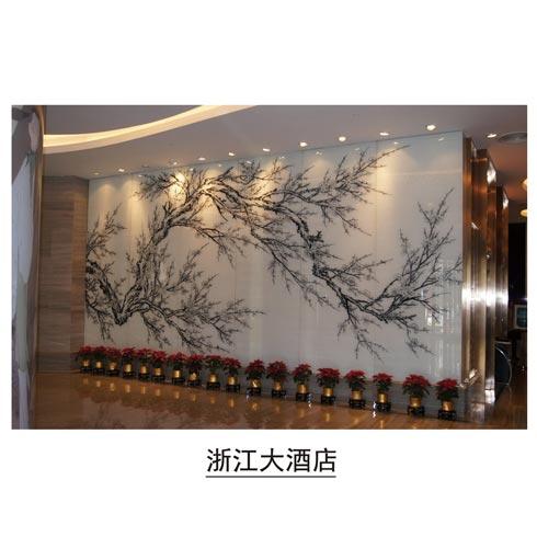 法宝玻璃-浙江大酒店
