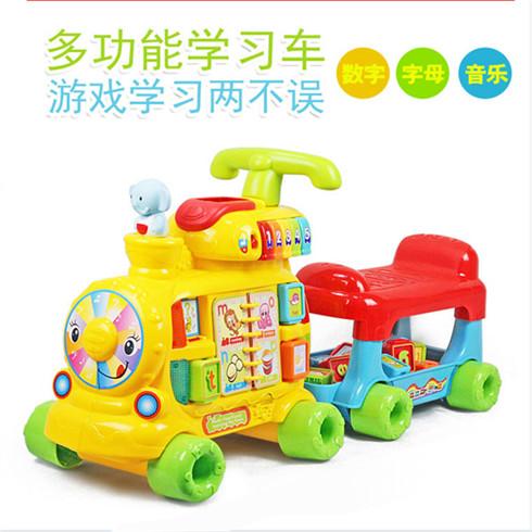 童话王国童车-学习车