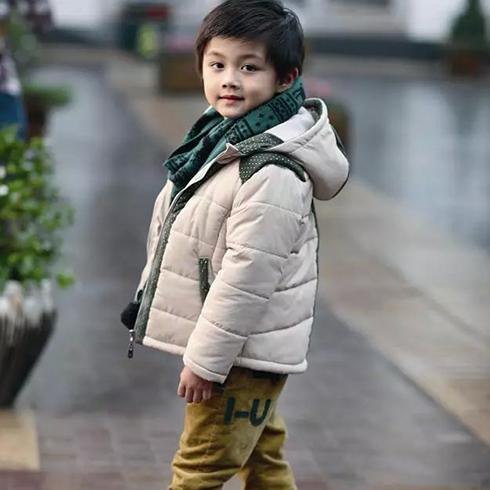 成长衣派童装-保暖童装