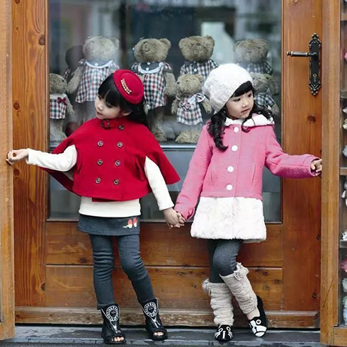 成长衣派童装-靓丽童装