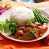 粉面1+1重庆小面-红烧肉盖饭