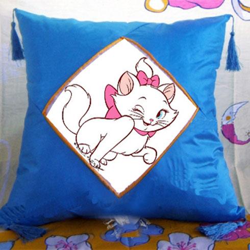DIY-彩印抱枕