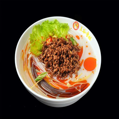 五谷帝祖粗粮渔粉 更健康的美食