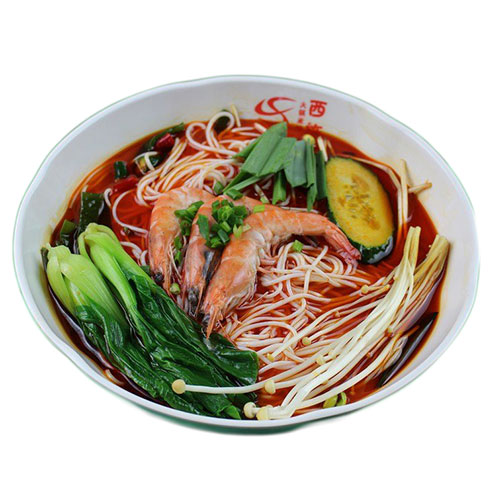 西施火锅米线-鲜虾米线