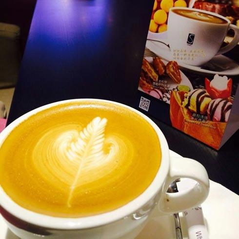 细语漫咔浓咖啡
