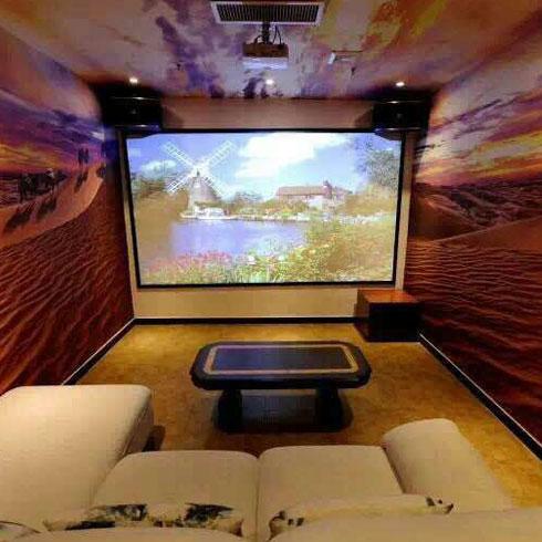 聚影咖主题影院-沙漠主题