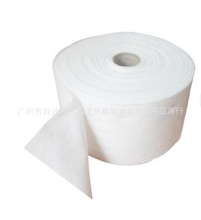 一次性洗脸巾纯棉纸巾 柔软纸巾卷巾美容巾卷