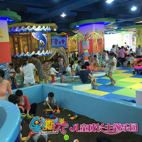 星期六儿童乐园-欢乐农场