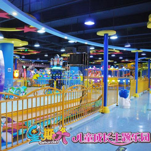 星期六儿童乐园-儿童欢乐园