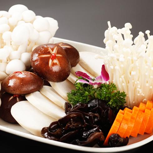尚捞小火锅-山珍野菌类