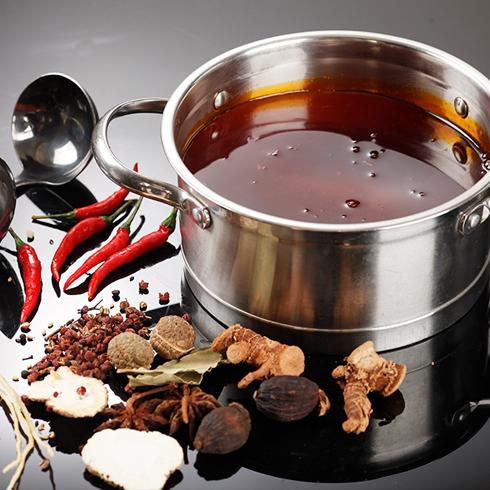尚捞小火锅-香辣红油锅