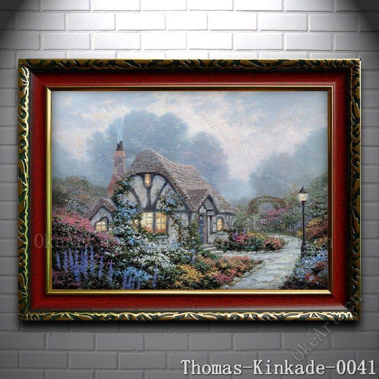 特价促销欧式古典别墅餐厅客厅玄关壁炉托马斯风景