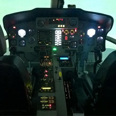 航科飞行模拟