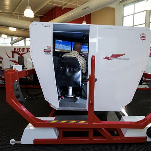 航科飞行模拟设备