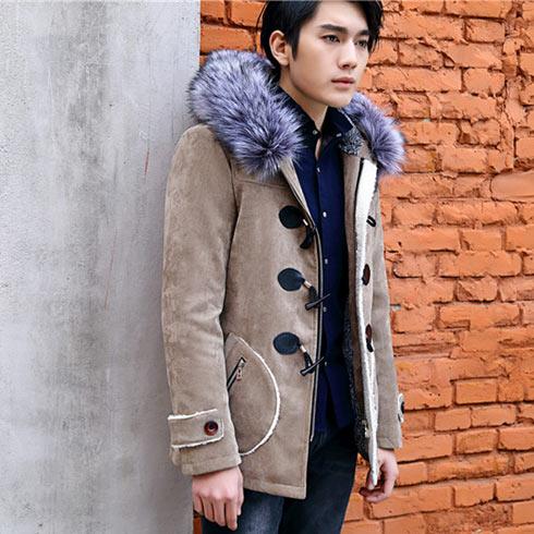 佰威奇冬外套