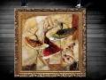 印象琥珀油画