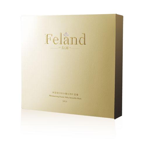 奢蔻法国化妆品-保湿弹润锁水蚕丝隐形面膜