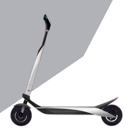 智能滑板车
