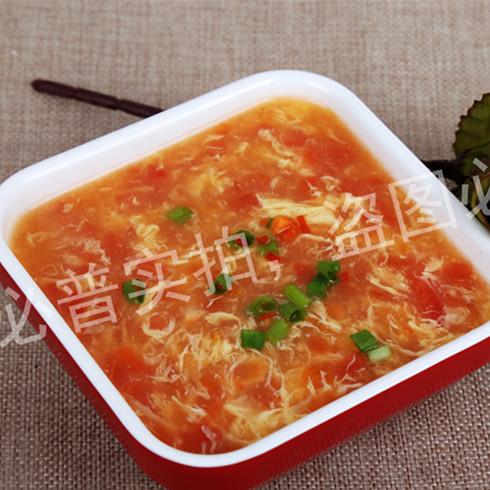 久焖西红柿蛋花汤