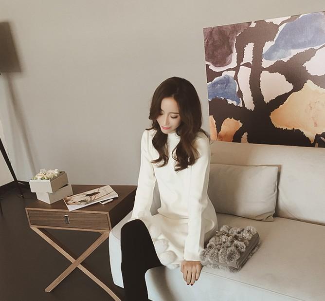 主持人刘澜_刘澜轩女装招商加盟