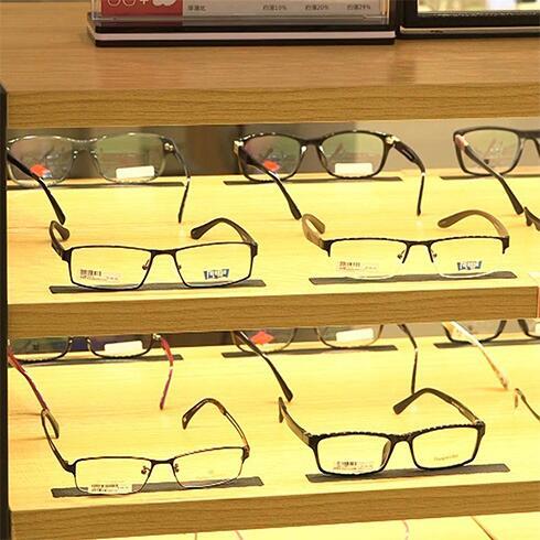 直通车眼镜