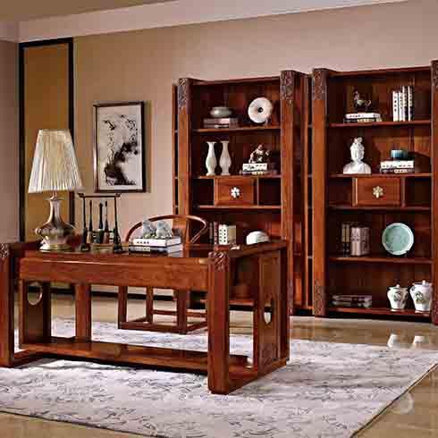 悦多福书房家具