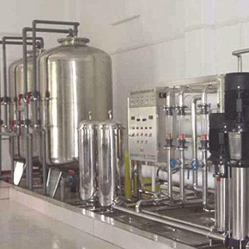 安吉尔水处理机器