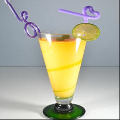 伊莎冰淇淋-鲜榨芒果汁