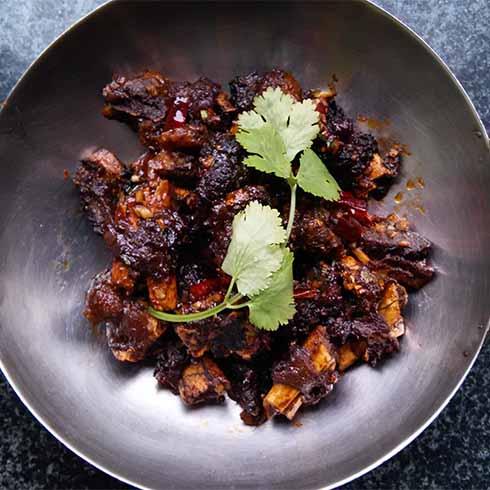 桂林干锅牛排
