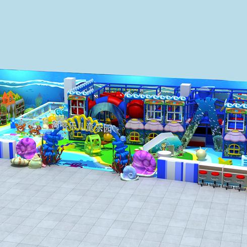 淘嘻乐儿童乐园-海洋